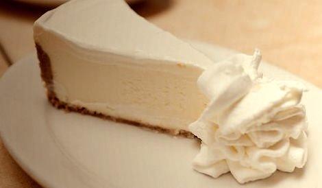 Cake, Cheesecake