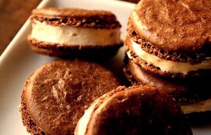 Macaron, Chocolate