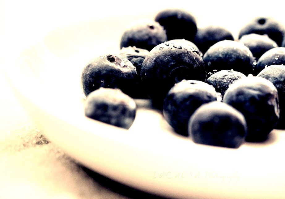 blueberries III (by Lacaosa)