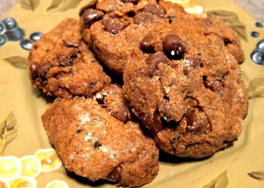 Recipe: Cinnamon Espresso Chocolate Chip Cookies