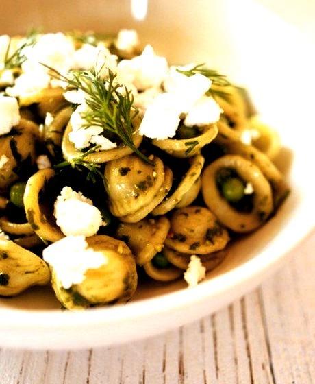 pesto pasta salad http