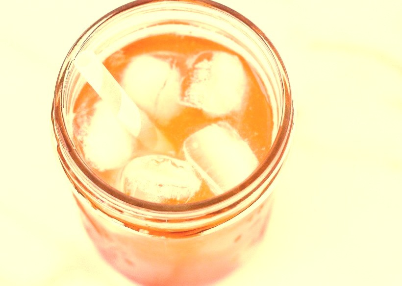 Recipe: Hard Strawberry Rhubard Lemonade