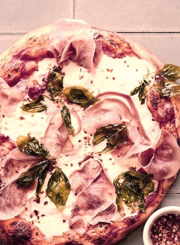 burrata pizza pie