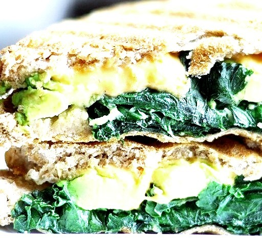 (via Vegan Grilled Sandwich Magic! The Colorful Kitchen)